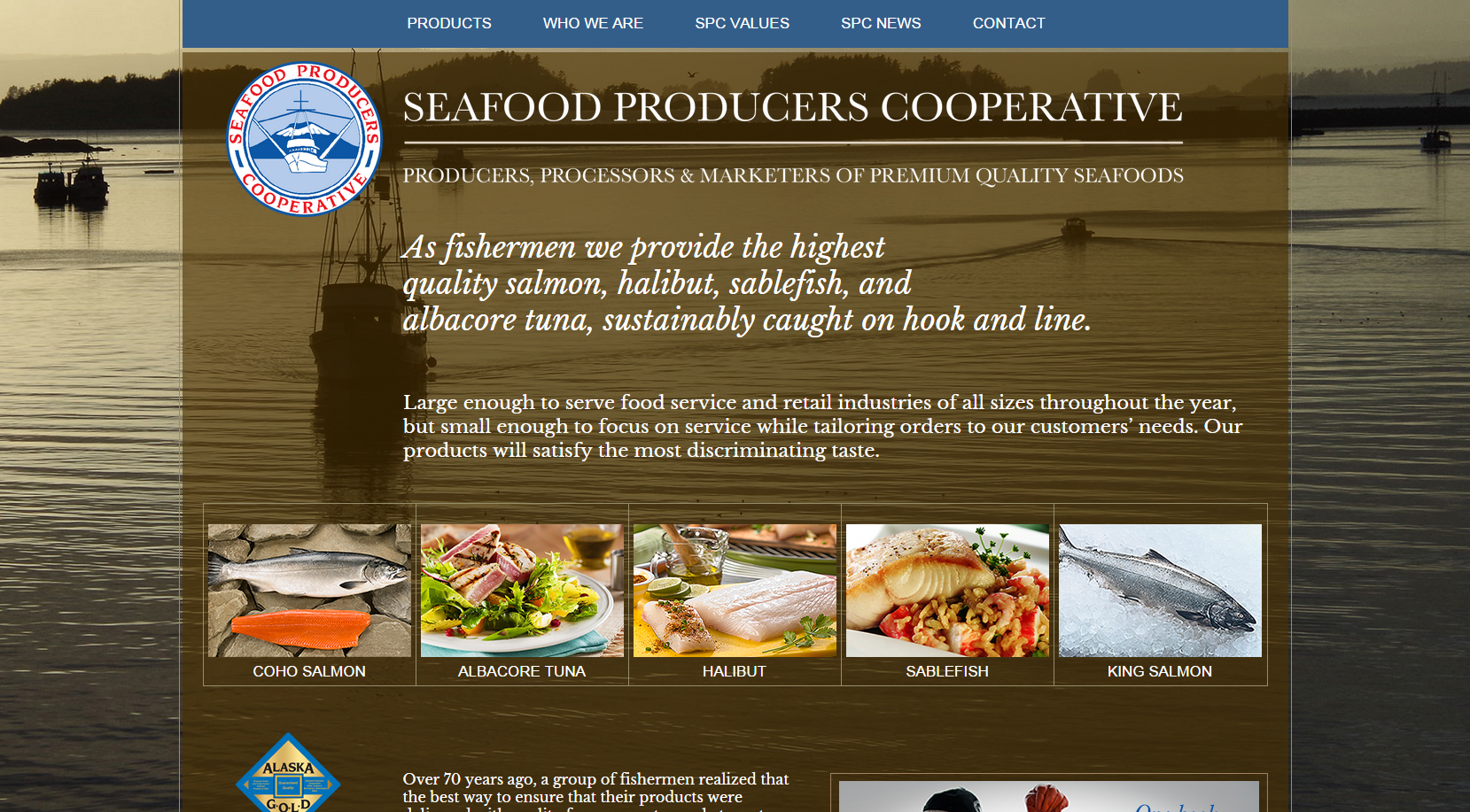Seafood Producers Cooperative
